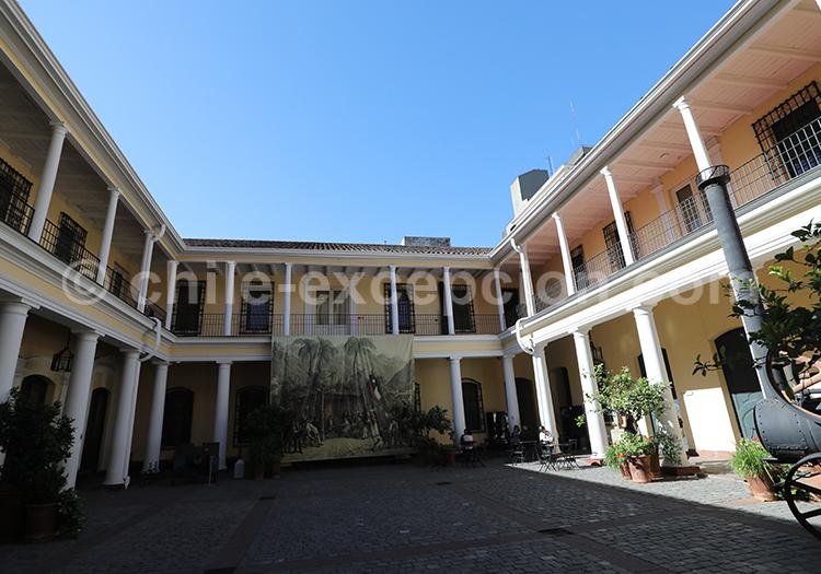 Ville de Santiago