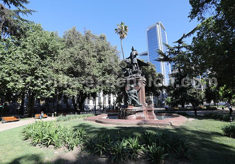 Visite guidée avec guide francophone, Santiago de Chile