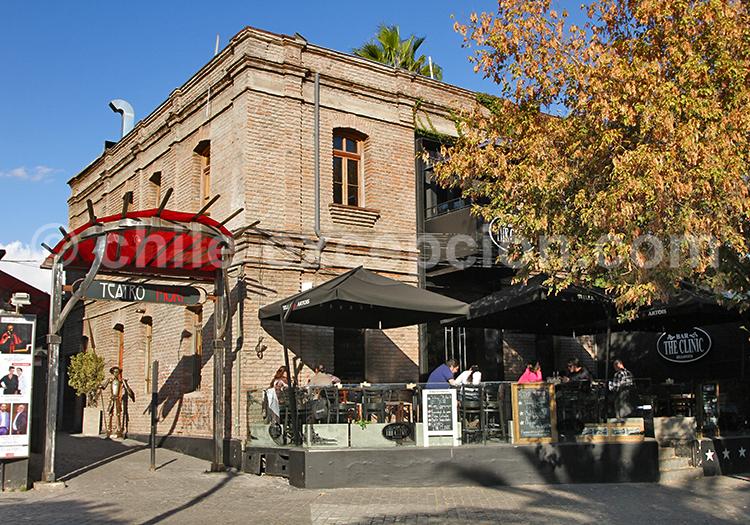 Théâtre de Bellavista, Santiago de Chile