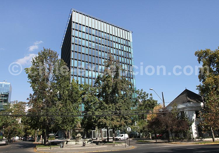 Travailler à Santiago de Chile