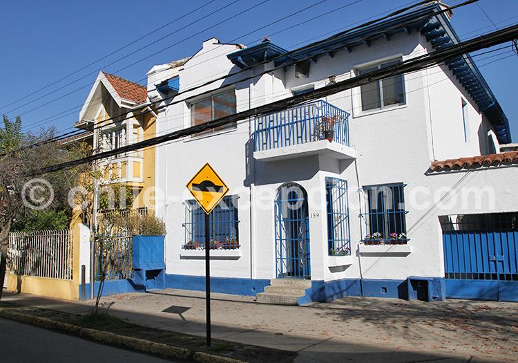 Providencia, Santiago, Chili