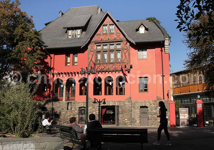 Hôtel de Bellavista, Santiago de Chile