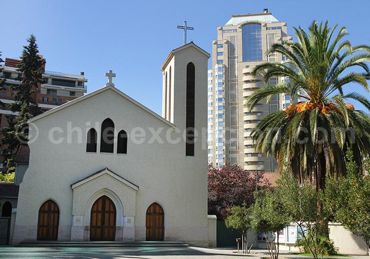 Notre-Dame des Andes, El Golf, Santiago de Chile