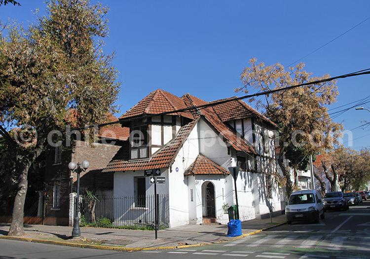 Quartier Providencia, Santiago de Chile