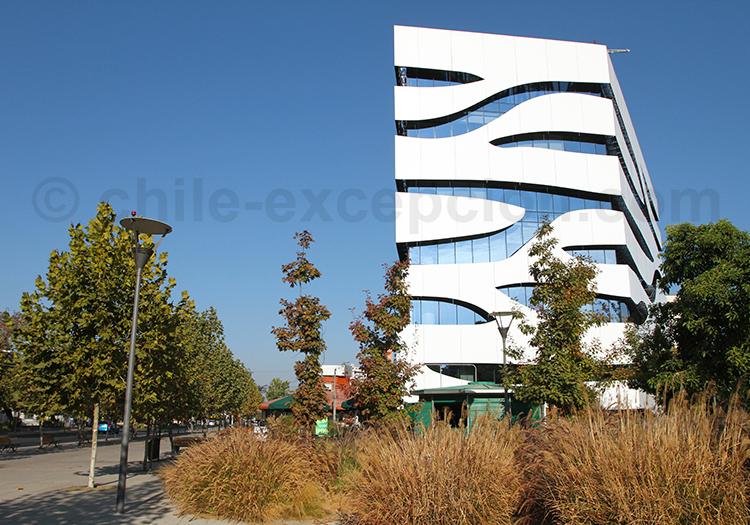 Edifice White, Vitacura, Santiago du Chili