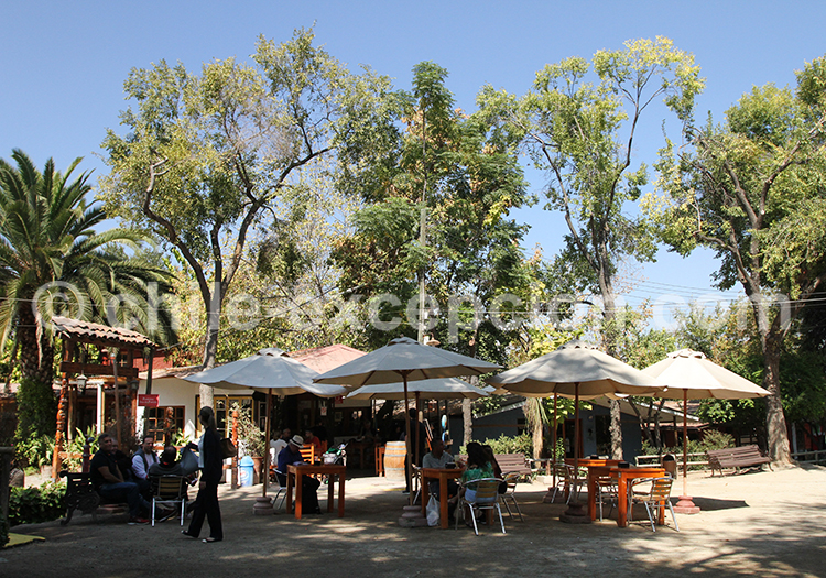 Pueblo Los Dominicos, Santiago du Chili