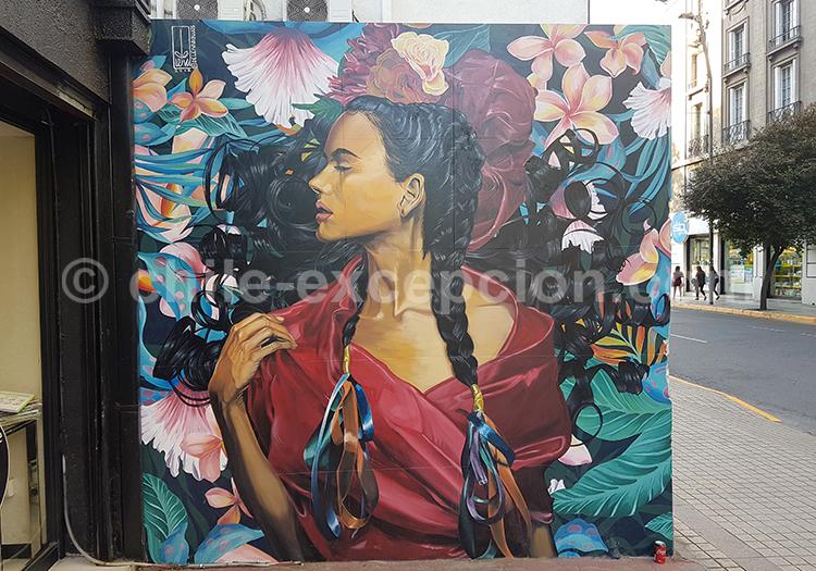 Street Art, Providencia, Santiago