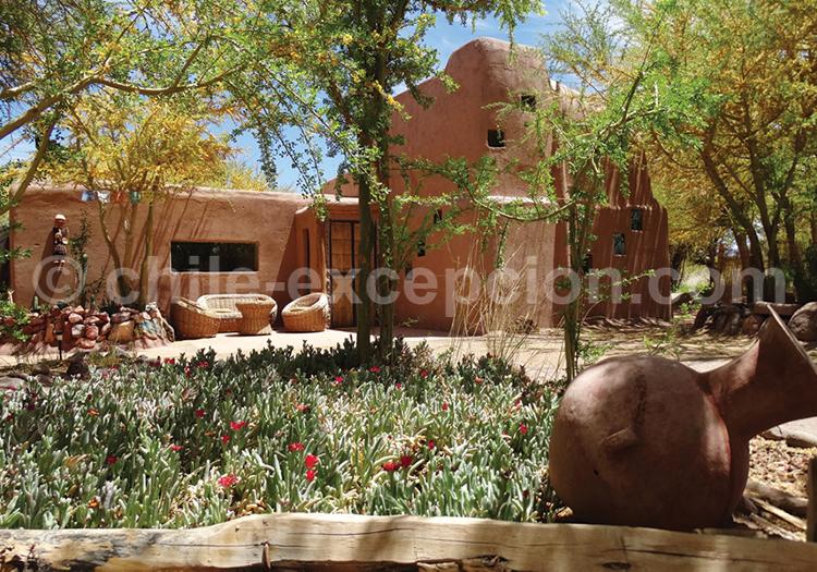 Casa Jardín, Atacama