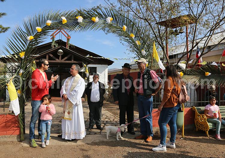 Fiesta de Cuasimodo, Chile