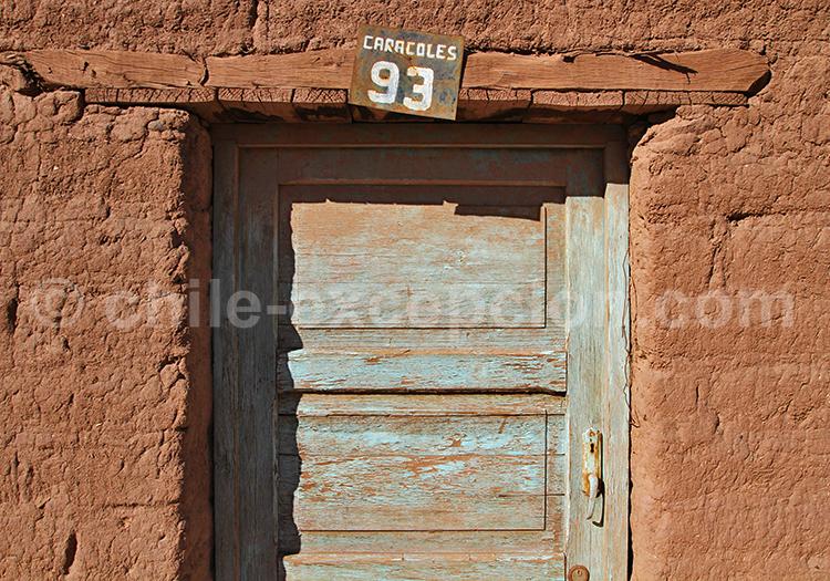 Rue Caracoles, San Pedro de Atacama
