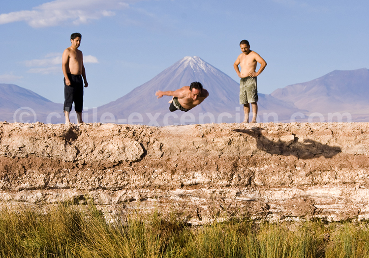 Laguna Piedra, San Pedro de Atacama