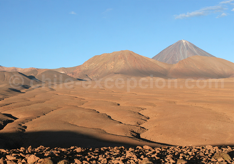 Volcan Licancabur, Chili