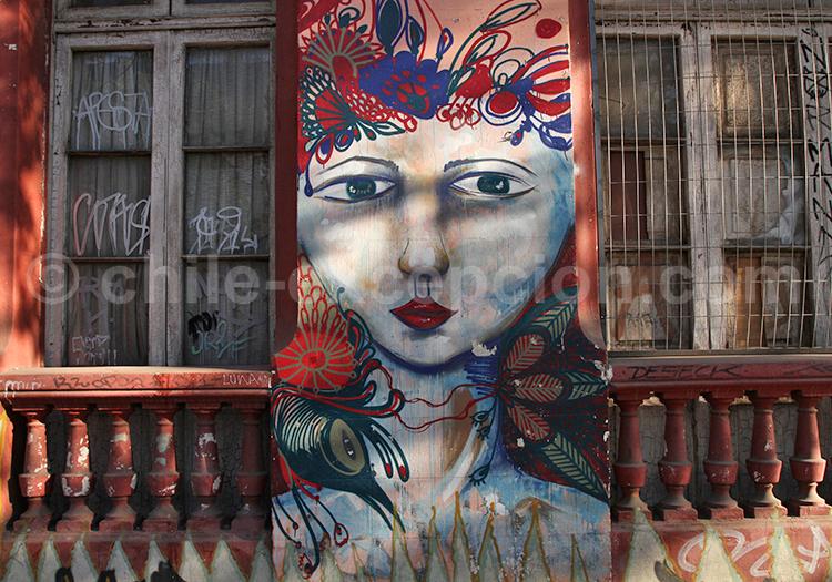 Street Art Tour de Bellavista