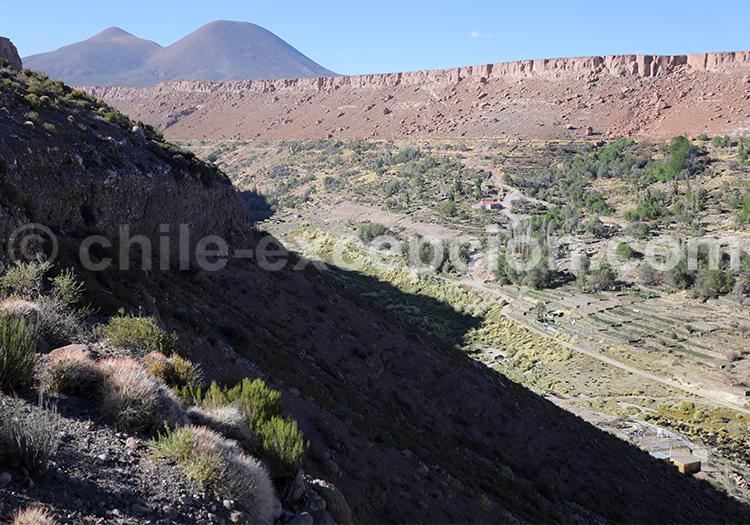 Voyage guidé Nord du Chili, Caspana