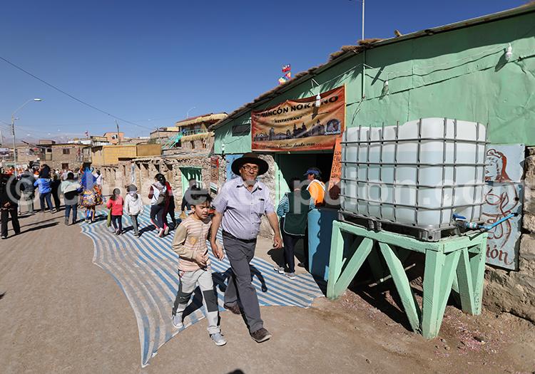 Découvrir le village Ayquina, Chili