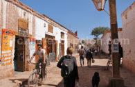 Calle Caracoles, San Pedro de Atacama