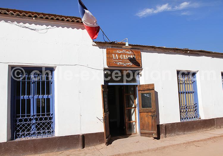 La Casona, San Pedro de Atacama