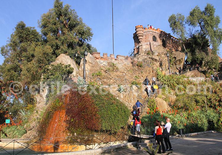 Fort Hidalgo Marcó del pont Cerro Santa Lucia