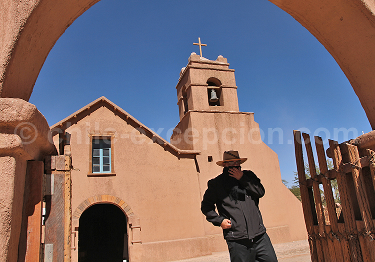 Guide local, San Pedro de Atacama, Chili