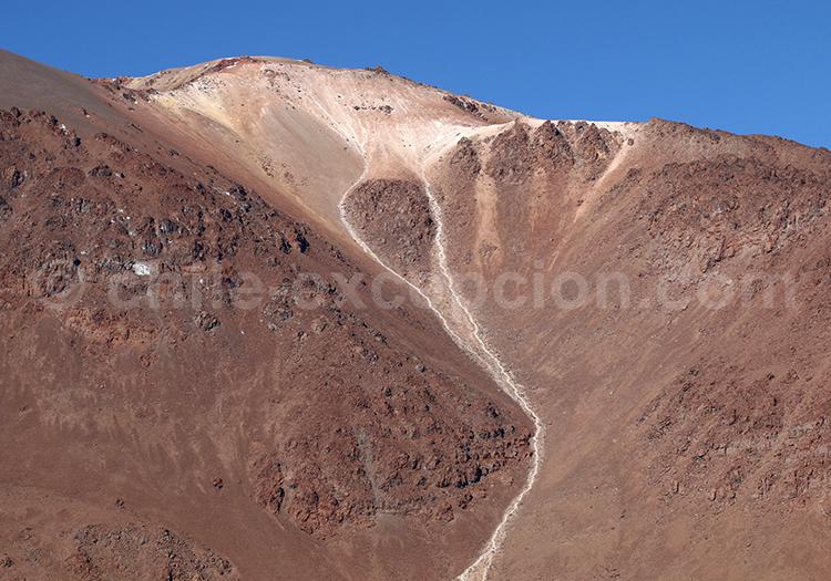 Volcan Pili, Chili