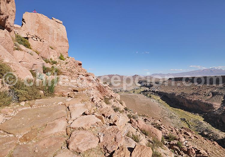 Guide, village du désert d'Atacama