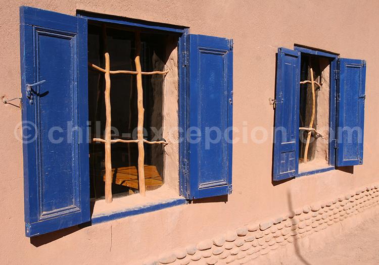 Architecture du désert, San Pedro de Atacama