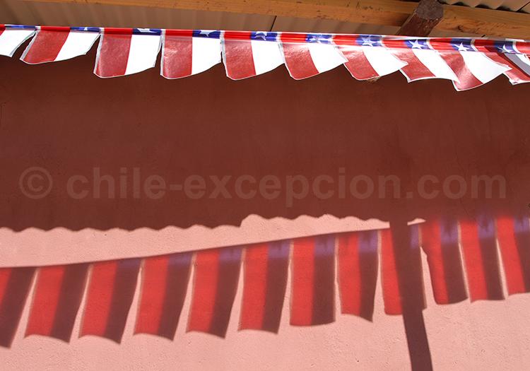 Fiestas Patrias dans la région d'Atacama