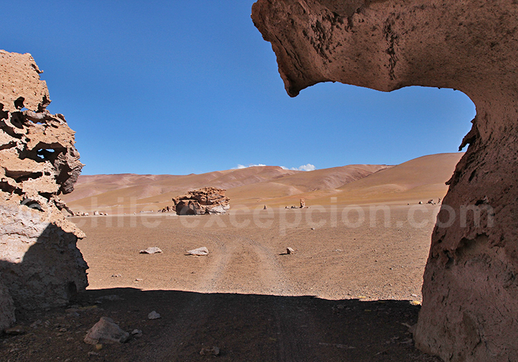 San pedro de Atacama, Jama