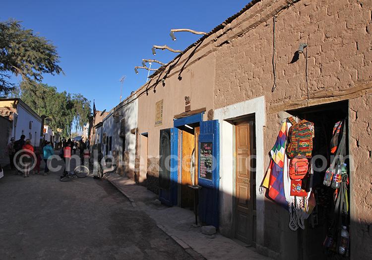 Visite de San Pedro de Atacama, Chili