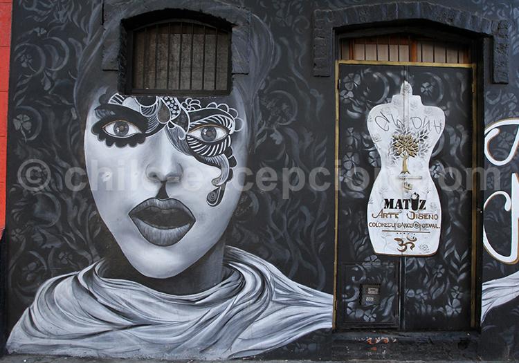 Street Art in Bellavista