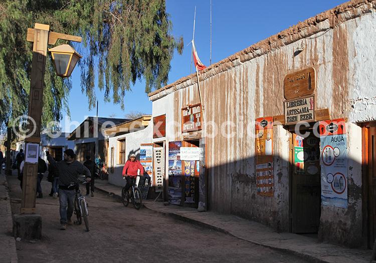 Souvenirs de San Pedro de Atacama, Chili