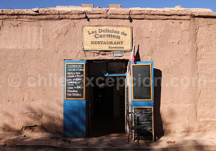 Las Delicias de Carmen, San Pedro de Atacama