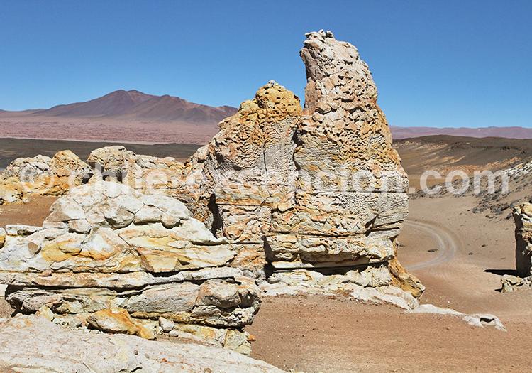 Tourisme dans le désert, Chili