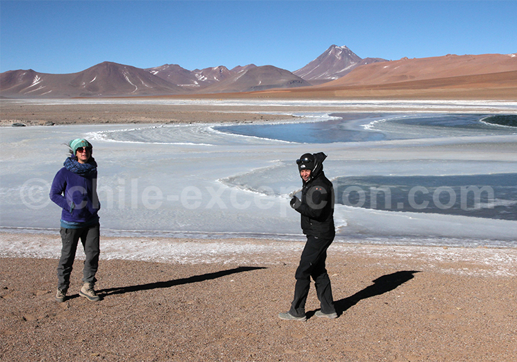 Excursion au Volcan Pili, Chili