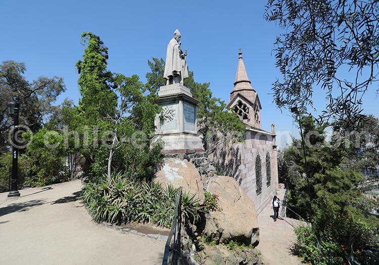 Lieux à connaître et à visiter à Santiago du Chili