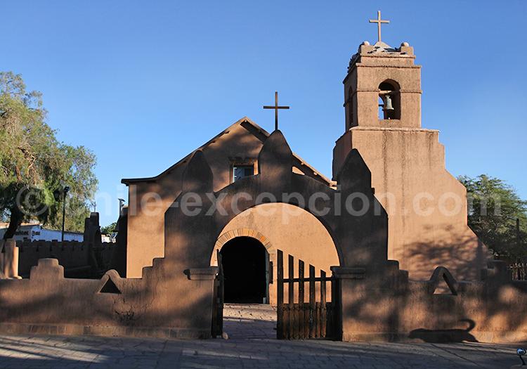 La plus vieille église du Chili