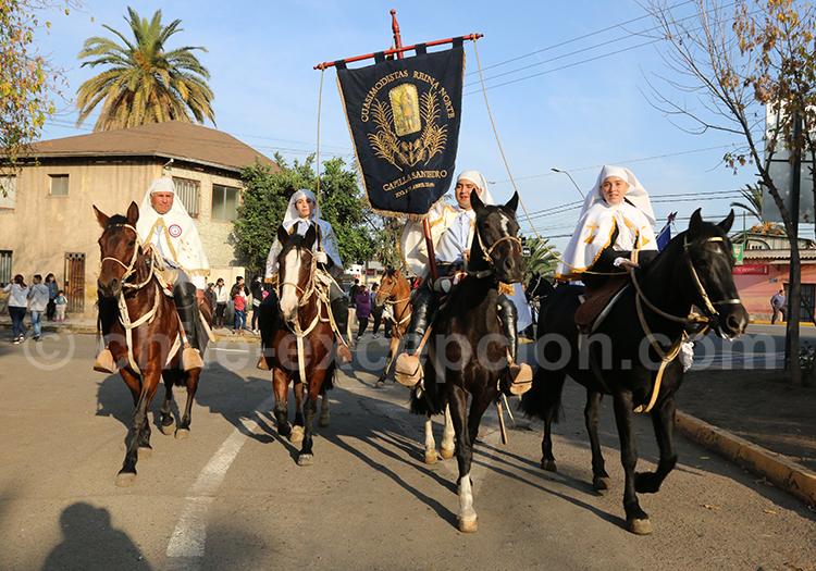 Célébration religieuse, Chili