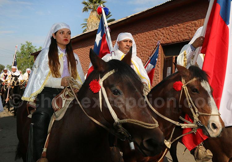 Célébration traditionnelle, Chili