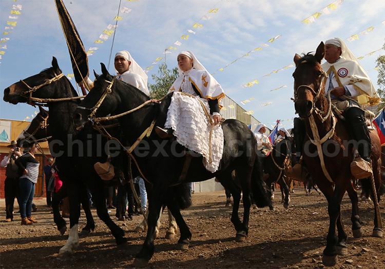 Fiesta de Cuasimodo, fiestas en Chile