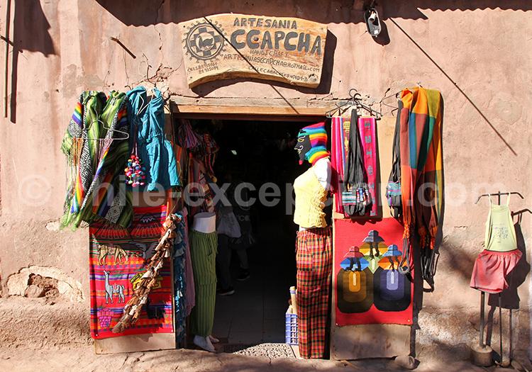 Rue acheter Rue Caracoles, San Pedro de Atacama