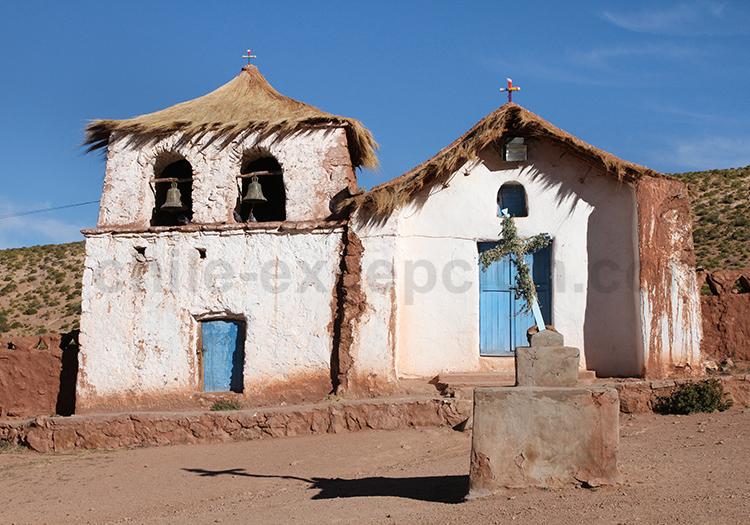 Village de Machuca, Chili