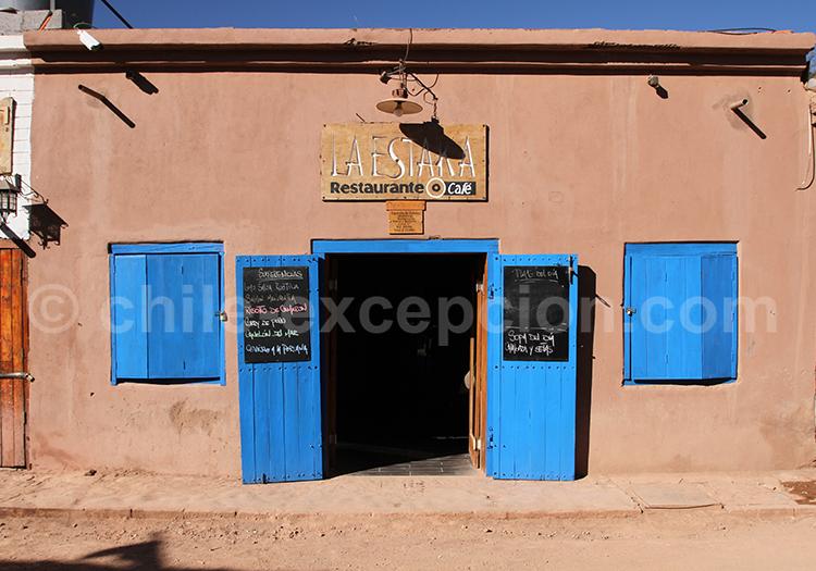 La Estaka, San Pedro de Atacama