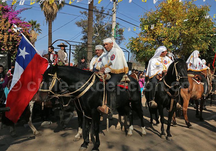 Fiesta de Cuasimodo, cultura en Chile