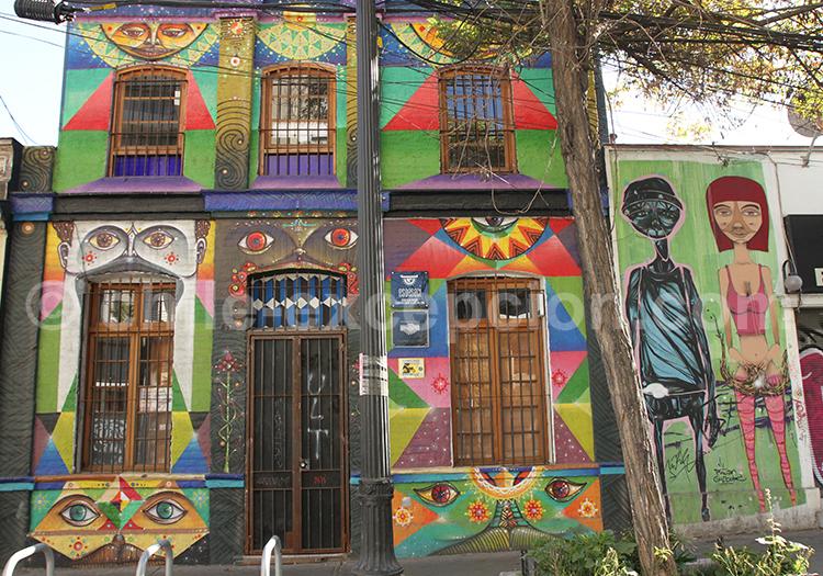 Street Art Tour, Bellavista