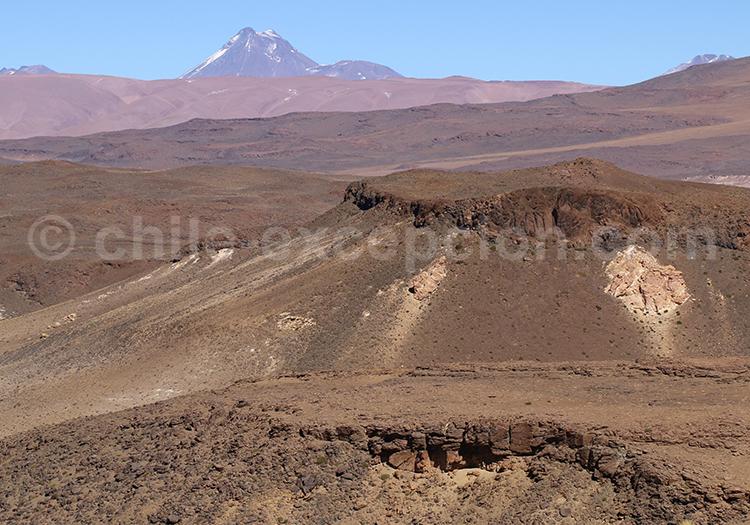 Volcan Acamarachi Pili, Chili