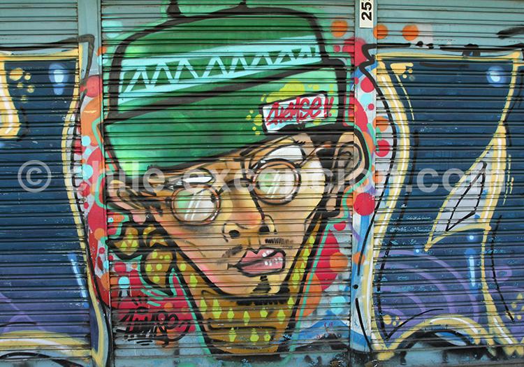 Graffiti Bellavista