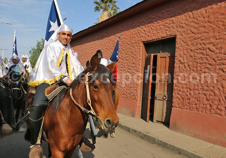 Fiesta de Cuasimodo, fête catholique chilienne