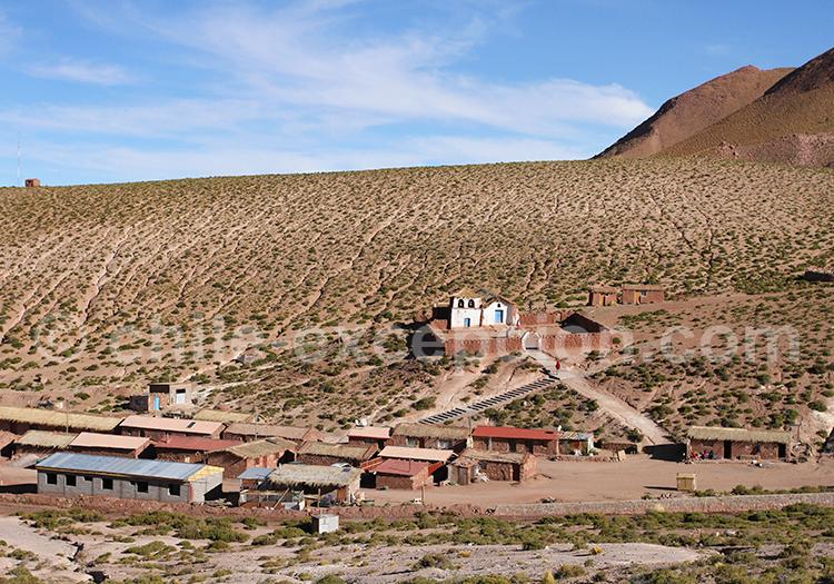 Pueblo de Machuca, Chile