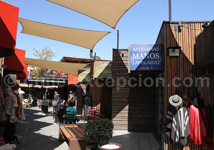 Shopping à Santiago, Patio de Bellavista