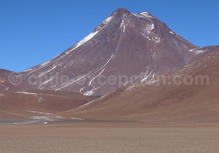 Tourisme au Chili, volcan Pili
